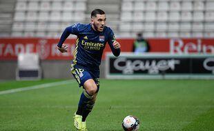 Rayan Cherki n'a connu que quatre titularisations cette saison en Ligue 1, dont la dernière à Reims (1-1) où Rudi Garcia l'a remplacé dès la mi-temps.
