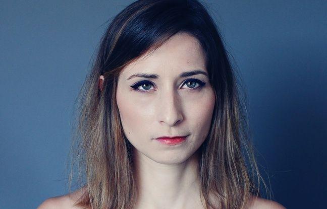 Portrait d'Elsa Charretier