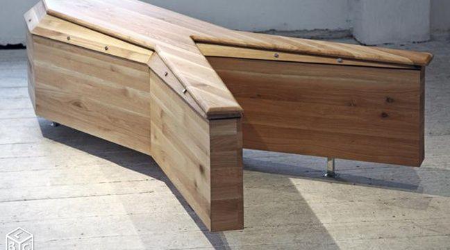 video lille il vend son cercueil un peu trange sur le bon coin. Black Bedroom Furniture Sets. Home Design Ideas