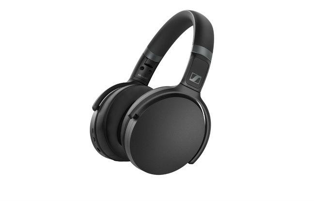 Le HD 450BT dont on personnalise le son avec une application.