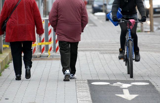 Un aménagement piétons vélos boulevard Jean Jaures dénoncé par l'association