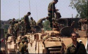 Le cabinet de sécurité israélien a donné mercredi son feu vert à l'extension des opérations terrestres au Liban sud, a annoncé la radio publique.