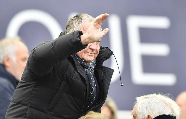 La revanche: Aulas trolle les supporters de l'OM en chanson et les accuse d'avoir déféqué dans son stade