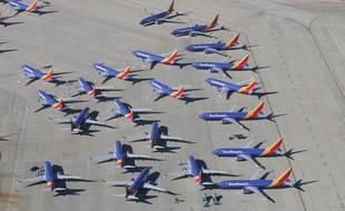 Les Boeing 737 MAX sont cloués au sol jusqu'à mai au moins