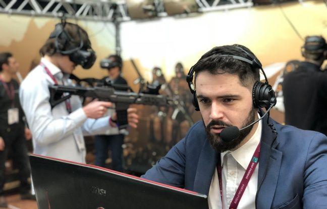 Commentateur d'e-sport VR: un métier en devenir?