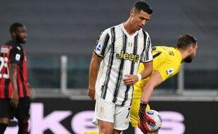 CR7 et les Turinois ne sont pas sûrs de disputer la Ligue des champions la saison prochaine.
