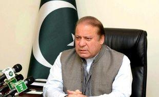 Le Premier ministre pakistanais Nawaz Sharif le 28 mars 2016 à Islamabad