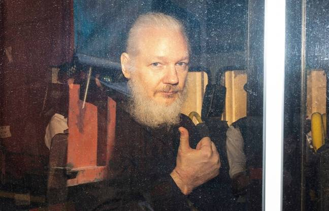 Julian Assange condamné à 50 semaines de prison, à Londres, pour avoir violé sa liberté provisoire