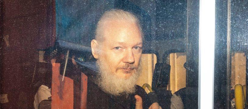 Le fondateur de WikiLeaks Julian Assange a été arrêté à Londres le 11 avril 2019 après sept ans passés réfugié dans l'ambassade d'Equateur.