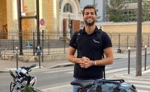 Antoine Abou vient de quitter Bruxelles, où il a interviewé plusieurs personnes travaillant dans l'environnement.