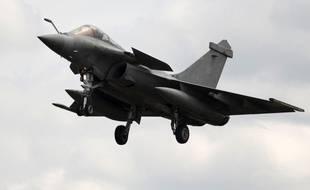Un Rafale de Dassault.