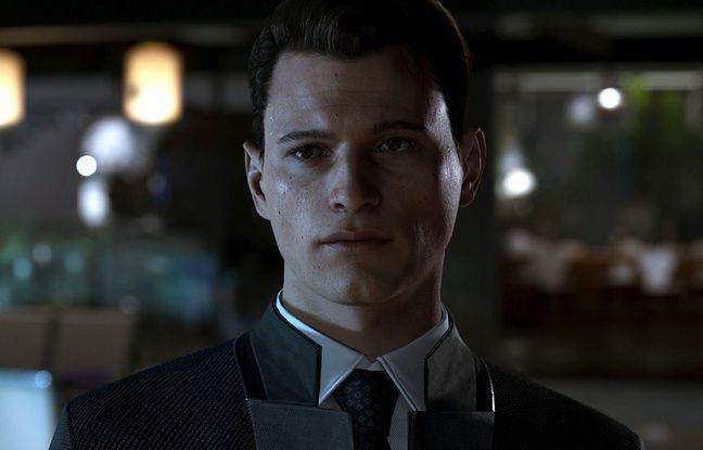 Connor l'androïde sera l'un des trois personnages jouables de cette aventure.