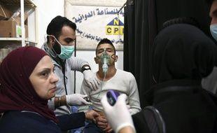 Damas a accusé des groupes