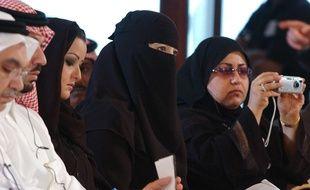 Une pub saoudienne a transformé une femme en maillot en ballon