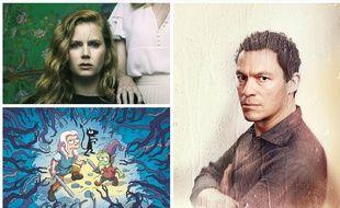 «Sharp Objects», «Disenchantment», «The Affair»... Trois séries à regarder cet été 2018
