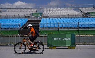 La menace du coronavirus continue de planer sur les JO de Tokyo 2021.