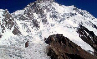 Le Mont K2, le deuxième plus haut sommet du monde.