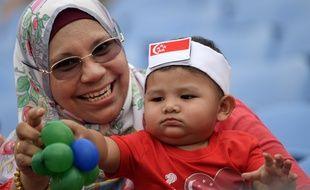 A Singapour, de nombreux couples ont renoncé à avoir des enfants pour des raisons financières selon le vice-premier ministre