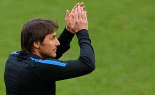 Antonio Conte, l'entraîneur de l'Inter Milan, va quitter le club à peine quelques jours après avoir remporté le championnat.