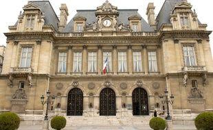 La mairie de Neuilly-sur-Seine, dans les Hauts-de-Seine.