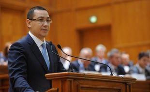 Le Premier ministre roumain Victor Ponta, accusé de plagiat dans sa thèse de doctorat, s'est dit prêt à démissionner si le Conseil national d'éthique reconnaissait une faute de sa part, dans un entretien publié jeudi sur le site du quotidien espagnol El Pais.