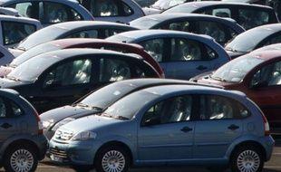 Des voitures neuves Citroën