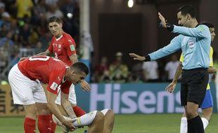 Neymar a bobo au pied