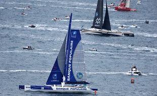123 skippers sont au départ de la 11e édition de la Route du Rhum ce dimanche.