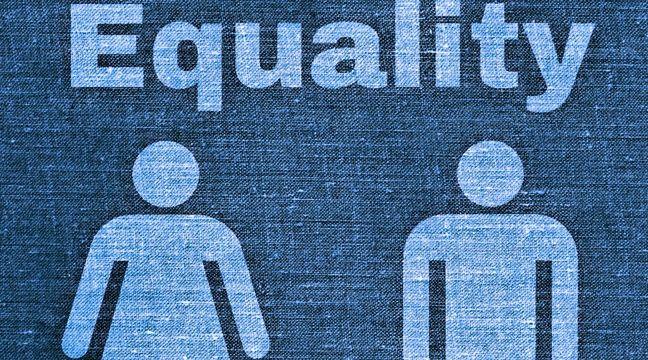 Illustration de l'égalité homme/femme.  – Pixabay