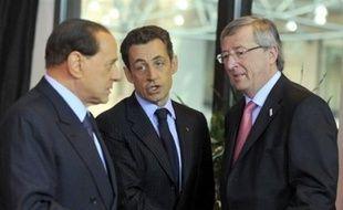 M. Sarkozy a toutefois justifié l'idée que les aides aux constructeurs français soient conditionnés à des promesses de non fermetures de sites sur le territoire.