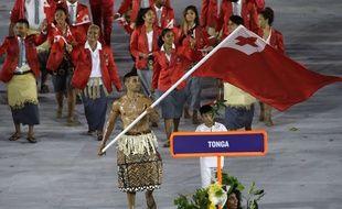 Pita Taufatofua, le porte-drapeau des Tonga lors des JO de Rio, a réussi l'exploit de se qualifier pour les Jeux d'hiver 2018 de PyeongChang.