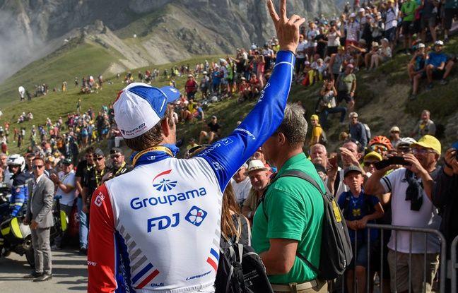 Tour de France 2019: «C'est dans l'ordre des choses», Bardet voit Pinot en jaune sur les Champs