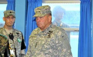 Le commandant des forces américaines postées en Corée du Sud a réclamé mardi au Pentagone des missiles et des hélicoptères d'attaque supplémentaires, sur fond de menaces croissantes de Pyongyang envers Séoul.