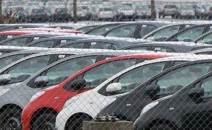 Le marché automobile français a baissé de rythme en avril avec seulement 2,3% de hausse, mais reste largement dans le vert depuis le début de l'année