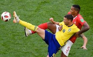 Le huitième de finale guère clinquant entre Suède et Suisse illustre bien la domination (comme rarement) des nations européennes durant cette Coupe du monde.