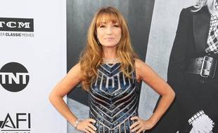 L'actrice Jane Seymour