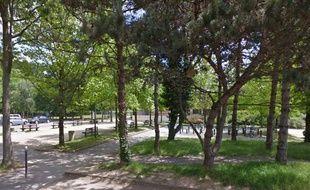 Le parc des Gayeulles est situé au nord-est de Rennes.