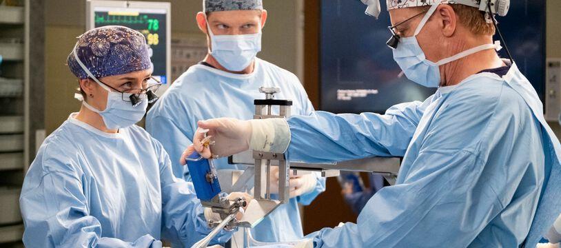 Dans « Grey's Anatomy », les départs se suivent