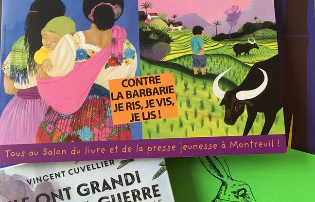 Salon du livre de montreuil la 31e dition s 39 ouvre sous - Salon du livre et de la presse jeunesse ...