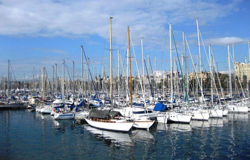 Fréquentation historique des ports de plaisance