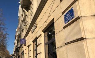 Le cours Belsunce à Marseille