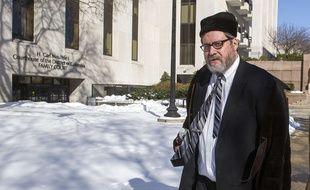 Le rabbin Barry Freundel à Washington, le 19 février 2015.