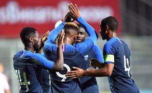 France-Luxembourg Espoirs: A quand un jeune du Racing club de Strasbourg chez les Bleus?