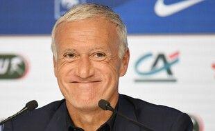 Didier Deschamps a annoncé une liste de 24 joueurs pour le prochain rassemblement des Bleus.