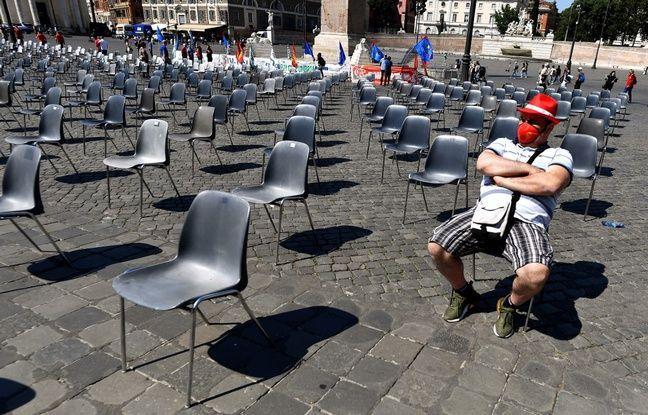Coronavirus: L'Italie s'inquiète d'être «encerclée» face à une hausse des contagions en Europe