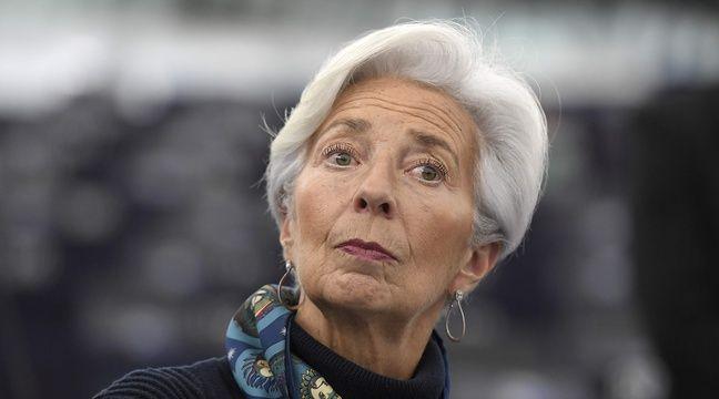 Le pire de la crise économique est «probablement passé», estime Lagarde