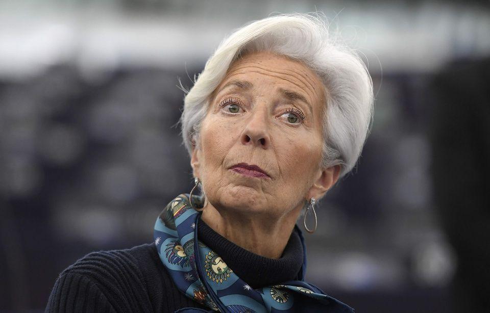 Coronavirus : Le pire de la crise économique est « probablement passé », estime Christine Lagarde