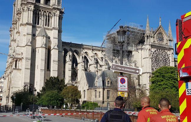 Incendie à Notre-Dame de Paris EN DIRECT: La Fondation du patrimoine met en garde contre les escrocs...