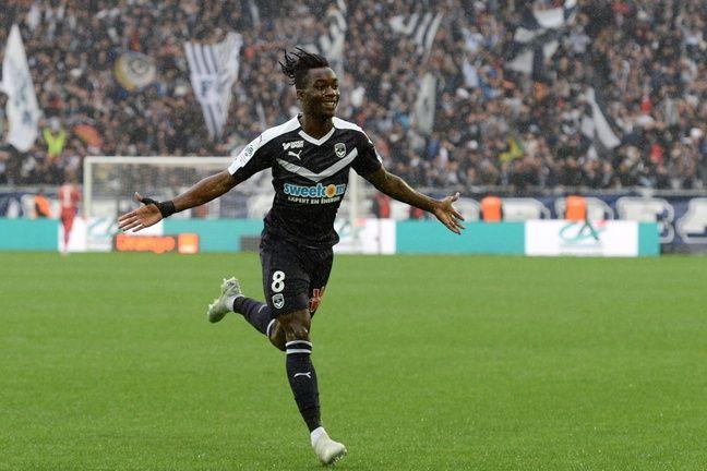 Yann Karamoh a inscrit un magnifique but face à Nantes.