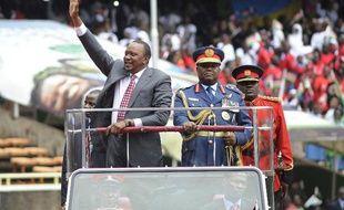 Le Kenya a marqué jeudi le cinquantenaire de son indépendance, fier de son rôle de locomotive économique est-africaine, malgré de nombreux défis -- pauvreté, corruption, violences ethniques -- encore à relever.